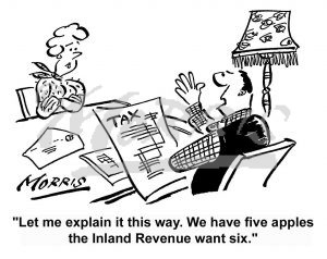 taxation cartoons taxman cartoons irs business cartoons