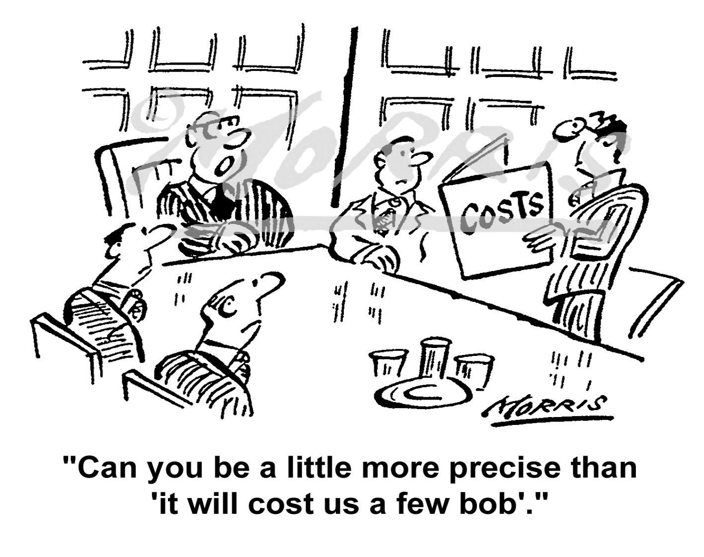 Boardroom director costs – Ref: 5063bw
