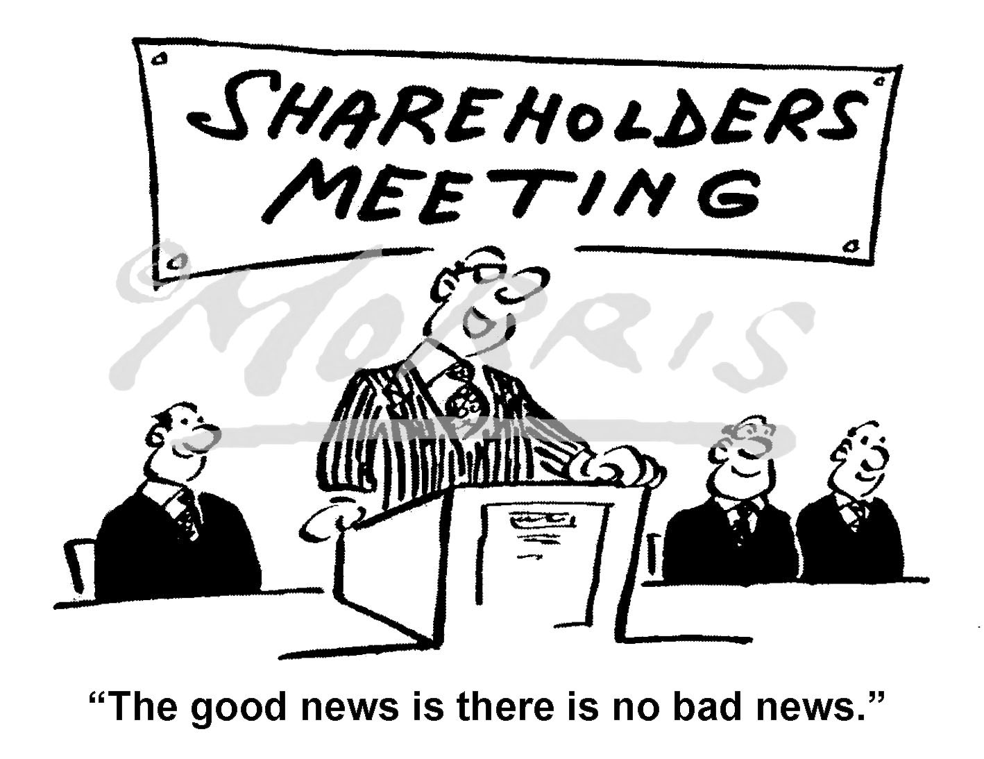 Shareholders meeting – Ref: 8074bw